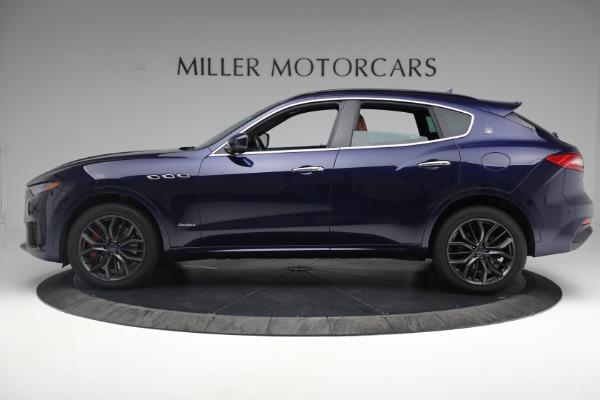 New 2019 Maserati Levante S Q4 GranSport for sale Sold at Bugatti of Greenwich in Greenwich CT 06830 3