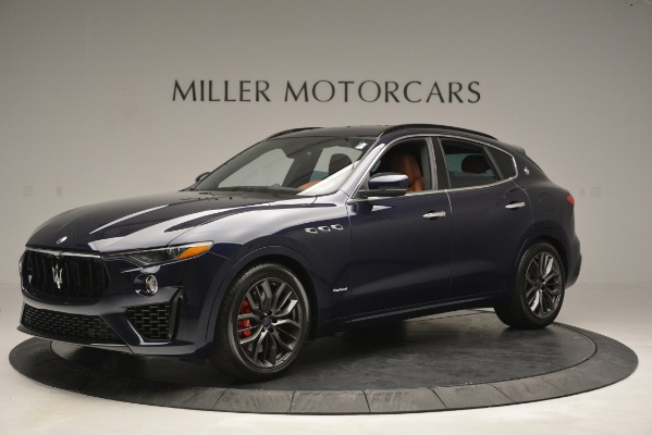 New 2019 Maserati Levante S Q4 GranSport for sale Sold at Bugatti of Greenwich in Greenwich CT 06830 2