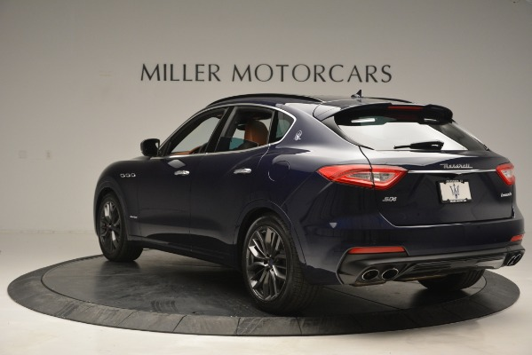New 2019 Maserati Levante S Q4 GranSport for sale Sold at Bugatti of Greenwich in Greenwich CT 06830 5
