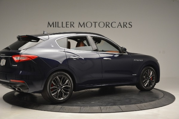 New 2019 Maserati Levante S Q4 GranSport for sale Sold at Bugatti of Greenwich in Greenwich CT 06830 8