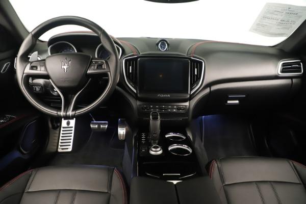Used 2019 Maserati Ghibli S Q4 GranSport for sale $64,900 at Bugatti of Greenwich in Greenwich CT 06830 16