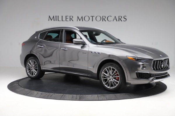 Used 2019 Maserati Levante Q4 GranLusso for sale $65,900 at Bugatti of Greenwich in Greenwich CT 06830 10