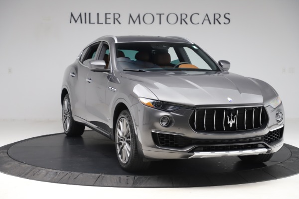 Used 2019 Maserati Levante Q4 GranLusso for sale $65,900 at Bugatti of Greenwich in Greenwich CT 06830 11