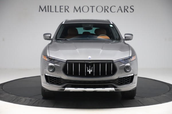 Used 2019 Maserati Levante Q4 GranLusso for sale $65,900 at Bugatti of Greenwich in Greenwich CT 06830 12
