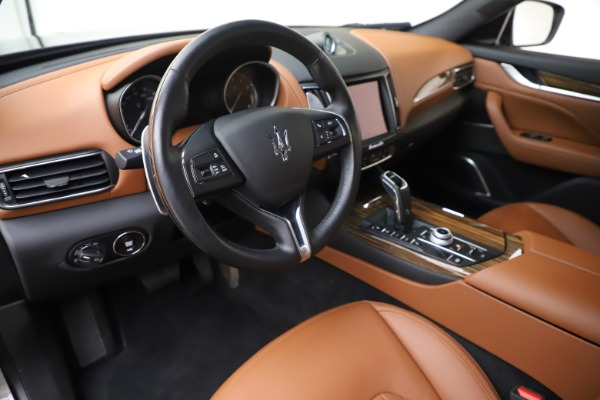 Used 2019 Maserati Levante Q4 GranLusso for sale $65,900 at Bugatti of Greenwich in Greenwich CT 06830 13