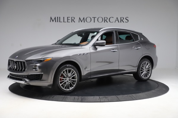 Used 2019 Maserati Levante Q4 GranLusso for sale $65,900 at Bugatti of Greenwich in Greenwich CT 06830 2