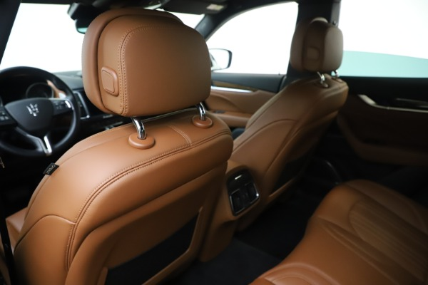 Used 2019 Maserati Levante Q4 GranLusso for sale $65,900 at Bugatti of Greenwich in Greenwich CT 06830 20