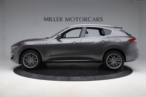 Used 2019 Maserati Levante Q4 GranLusso for sale $65,900 at Bugatti of Greenwich in Greenwich CT 06830 3
