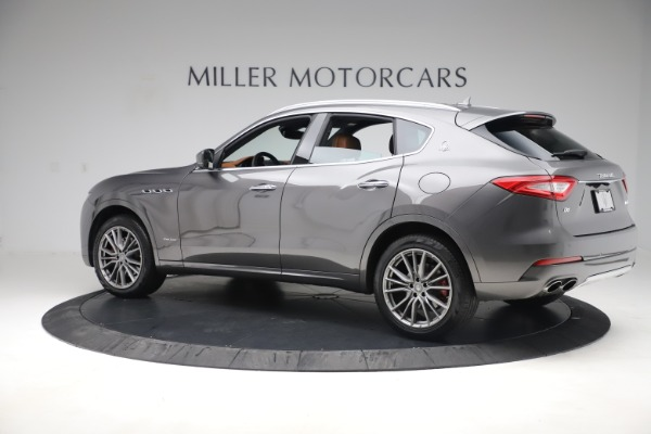 Used 2019 Maserati Levante Q4 GranLusso for sale $65,900 at Bugatti of Greenwich in Greenwich CT 06830 4