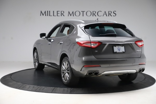 Used 2019 Maserati Levante Q4 GranLusso for sale $65,900 at Bugatti of Greenwich in Greenwich CT 06830 5