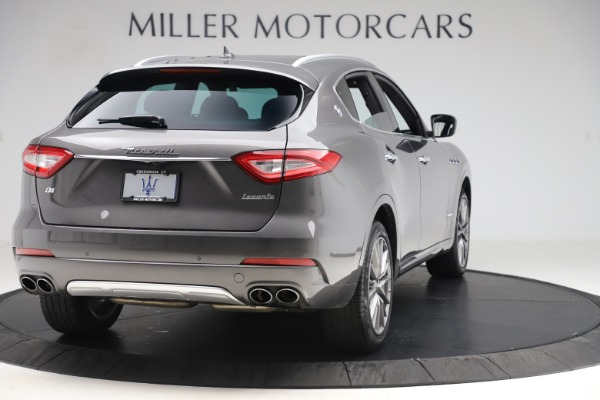 Used 2019 Maserati Levante Q4 GranLusso for sale $65,900 at Bugatti of Greenwich in Greenwich CT 06830 7