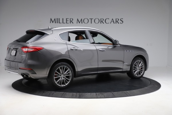 Used 2019 Maserati Levante Q4 GranLusso for sale $65,900 at Bugatti of Greenwich in Greenwich CT 06830 8