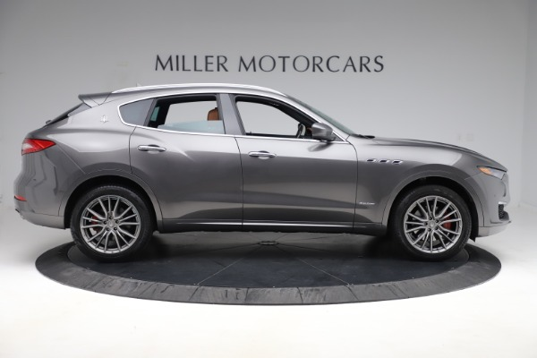Used 2019 Maserati Levante Q4 GranLusso for sale $65,900 at Bugatti of Greenwich in Greenwich CT 06830 9