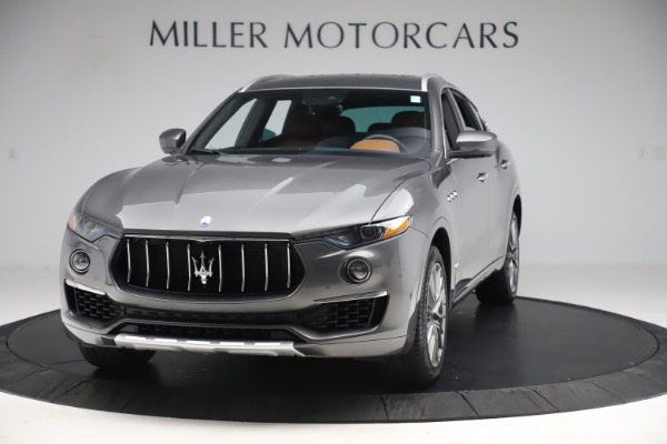 Used 2019 Maserati Levante Q4 GranLusso for sale $65,900 at Bugatti of Greenwich in Greenwich CT 06830 1