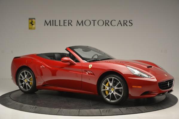 Used 2011 Ferrari California for sale Sold at Bugatti of Greenwich in Greenwich CT 06830 11