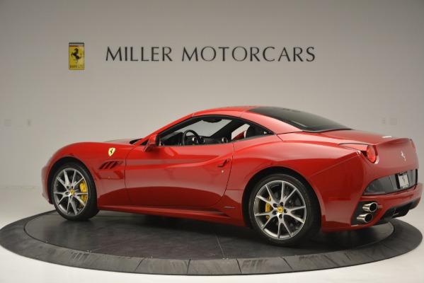 Used 2011 Ferrari California for sale Sold at Bugatti of Greenwich in Greenwich CT 06830 15