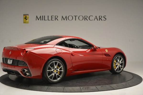 Used 2011 Ferrari California for sale Sold at Bugatti of Greenwich in Greenwich CT 06830 16