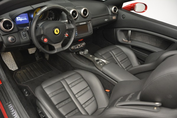 Used 2011 Ferrari California for sale Sold at Bugatti of Greenwich in Greenwich CT 06830 18