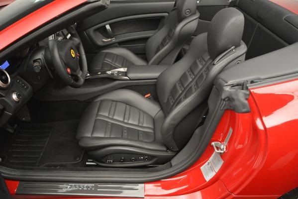 Used 2011 Ferrari California for sale Sold at Bugatti of Greenwich in Greenwich CT 06830 19