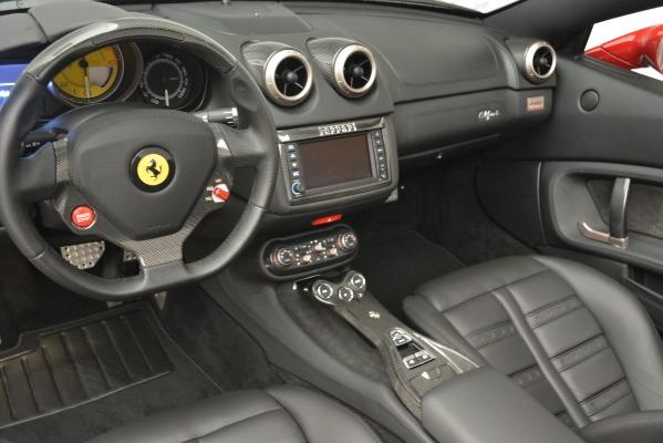Used 2011 Ferrari California for sale Sold at Bugatti of Greenwich in Greenwich CT 06830 23