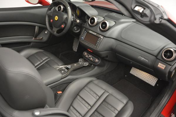 Used 2011 Ferrari California for sale Sold at Bugatti of Greenwich in Greenwich CT 06830 26