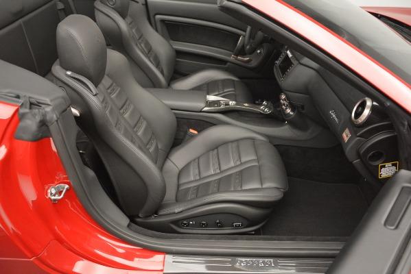 Used 2011 Ferrari California for sale Sold at Bugatti of Greenwich in Greenwich CT 06830 28