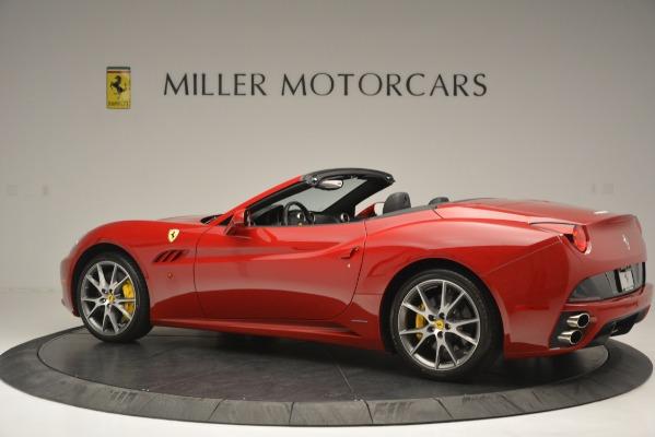 Used 2011 Ferrari California for sale Sold at Bugatti of Greenwich in Greenwich CT 06830 4