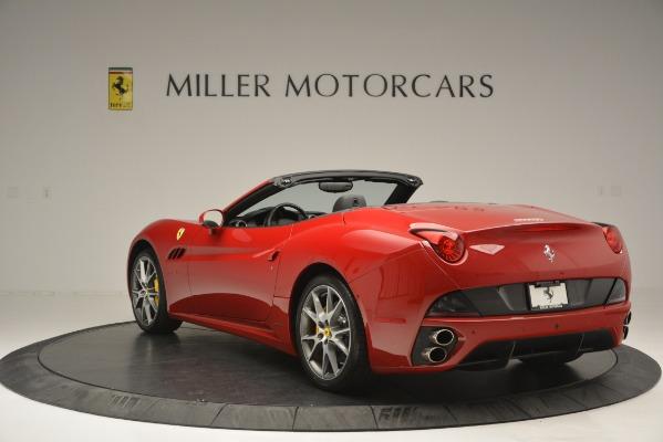 Used 2011 Ferrari California for sale Sold at Bugatti of Greenwich in Greenwich CT 06830 5