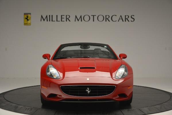 Used 2011 Ferrari California for sale Sold at Bugatti of Greenwich in Greenwich CT 06830 6