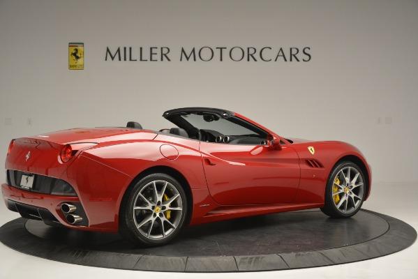 Used 2011 Ferrari California for sale Sold at Bugatti of Greenwich in Greenwich CT 06830 9
