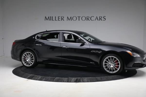 Used 2019 Maserati Quattroporte S Q4 GranLusso for sale Call for price at Bugatti of Greenwich in Greenwich CT 06830 10