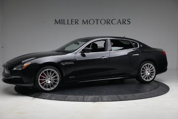 Used 2019 Maserati Quattroporte S Q4 GranLusso for sale Call for price at Bugatti of Greenwich in Greenwich CT 06830 2