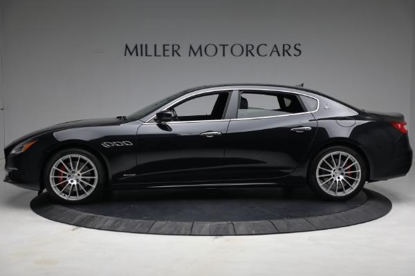 Used 2019 Maserati Quattroporte S Q4 GranLusso for sale Call for price at Bugatti of Greenwich in Greenwich CT 06830 3