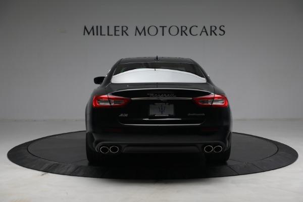 New 2019 Maserati Quattroporte S Q4 GranLusso for sale Sold at Bugatti of Greenwich in Greenwich CT 06830 6