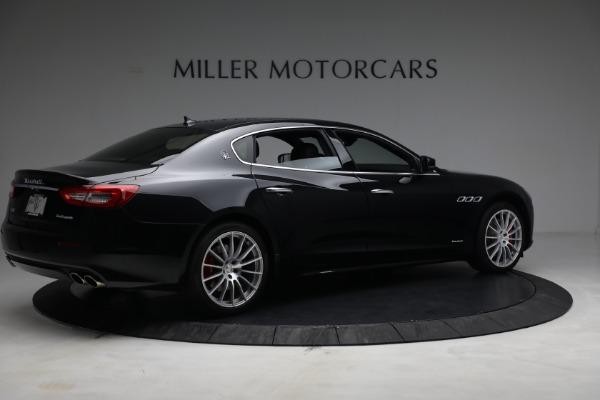 Used 2019 Maserati Quattroporte S Q4 GranLusso for sale Call for price at Bugatti of Greenwich in Greenwich CT 06830 8