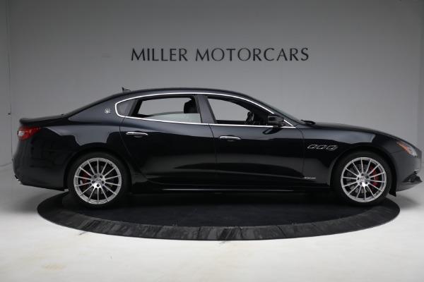 Used 2019 Maserati Quattroporte S Q4 GranLusso for sale Call for price at Bugatti of Greenwich in Greenwich CT 06830 9