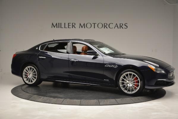 New 2019 Maserati Quattroporte S Q4 GranLusso for sale Sold at Bugatti of Greenwich in Greenwich CT 06830 10