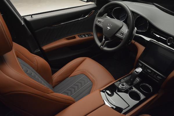 New 2019 Maserati Quattroporte S Q4 GranLusso for sale Sold at Bugatti of Greenwich in Greenwich CT 06830 19