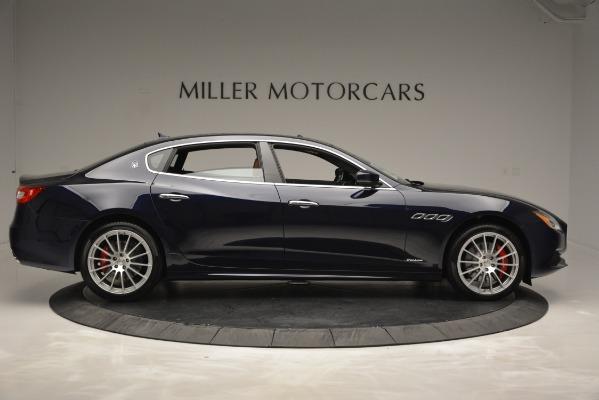 New 2019 Maserati Quattroporte S Q4 GranLusso for sale Sold at Bugatti of Greenwich in Greenwich CT 06830 9