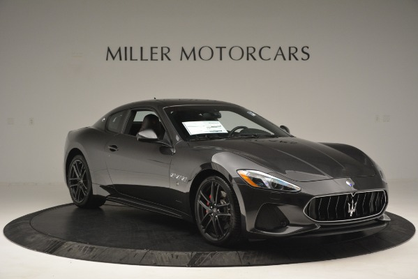 New 2018 Maserati GranTurismo Sport for sale Sold at Bugatti of Greenwich in Greenwich CT 06830 10