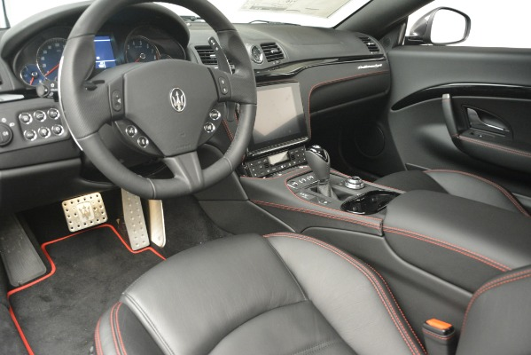 New 2018 Maserati GranTurismo Sport for sale Sold at Bugatti of Greenwich in Greenwich CT 06830 12