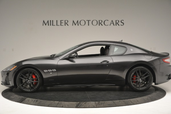 New 2018 Maserati GranTurismo Sport for sale Sold at Bugatti of Greenwich in Greenwich CT 06830 2