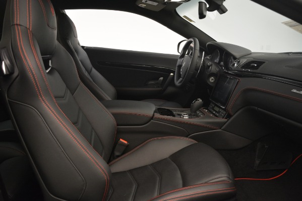 New 2018 Maserati GranTurismo Sport for sale Sold at Bugatti of Greenwich in Greenwich CT 06830 20