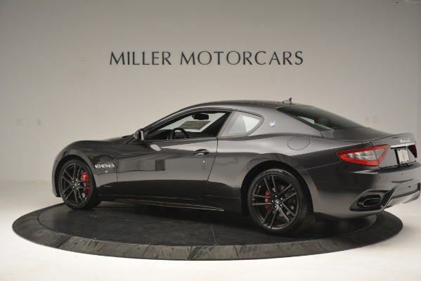 New 2018 Maserati GranTurismo Sport for sale Sold at Bugatti of Greenwich in Greenwich CT 06830 3