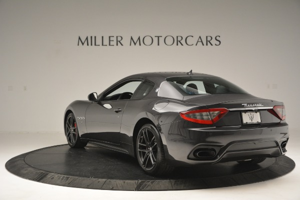 New 2018 Maserati GranTurismo Sport for sale Sold at Bugatti of Greenwich in Greenwich CT 06830 5