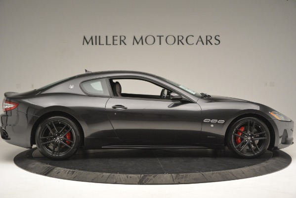 New 2018 Maserati GranTurismo Sport for sale Sold at Bugatti of Greenwich in Greenwich CT 06830 8