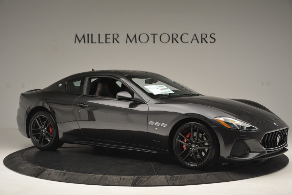New 2018 Maserati GranTurismo Sport for sale Sold at Bugatti of Greenwich in Greenwich CT 06830 9