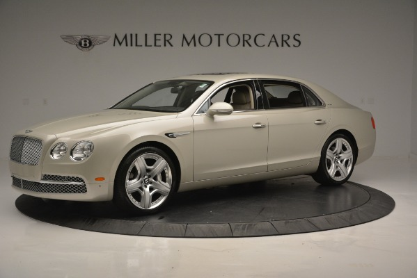 Used 2014 Bentley Flying Spur W12 for sale Sold at Bugatti of Greenwich in Greenwich CT 06830 2
