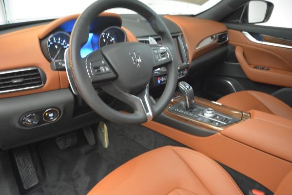 Used 2019 Maserati Levante Q4 GranLusso for sale Sold at Bugatti of Greenwich in Greenwich CT 06830 13