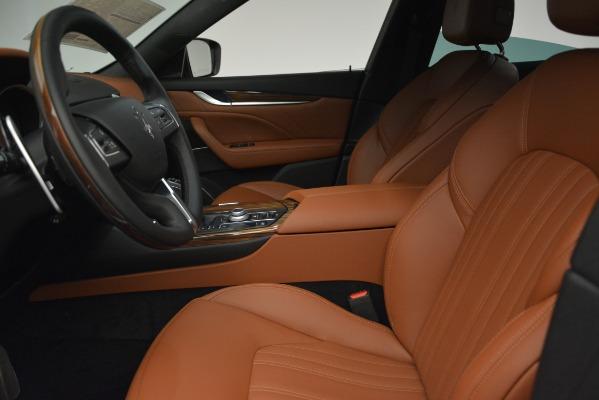 Used 2019 Maserati Levante Q4 GranLusso for sale Sold at Bugatti of Greenwich in Greenwich CT 06830 14